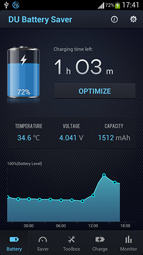 DU Battery Saver And Widgets::By DU Apps