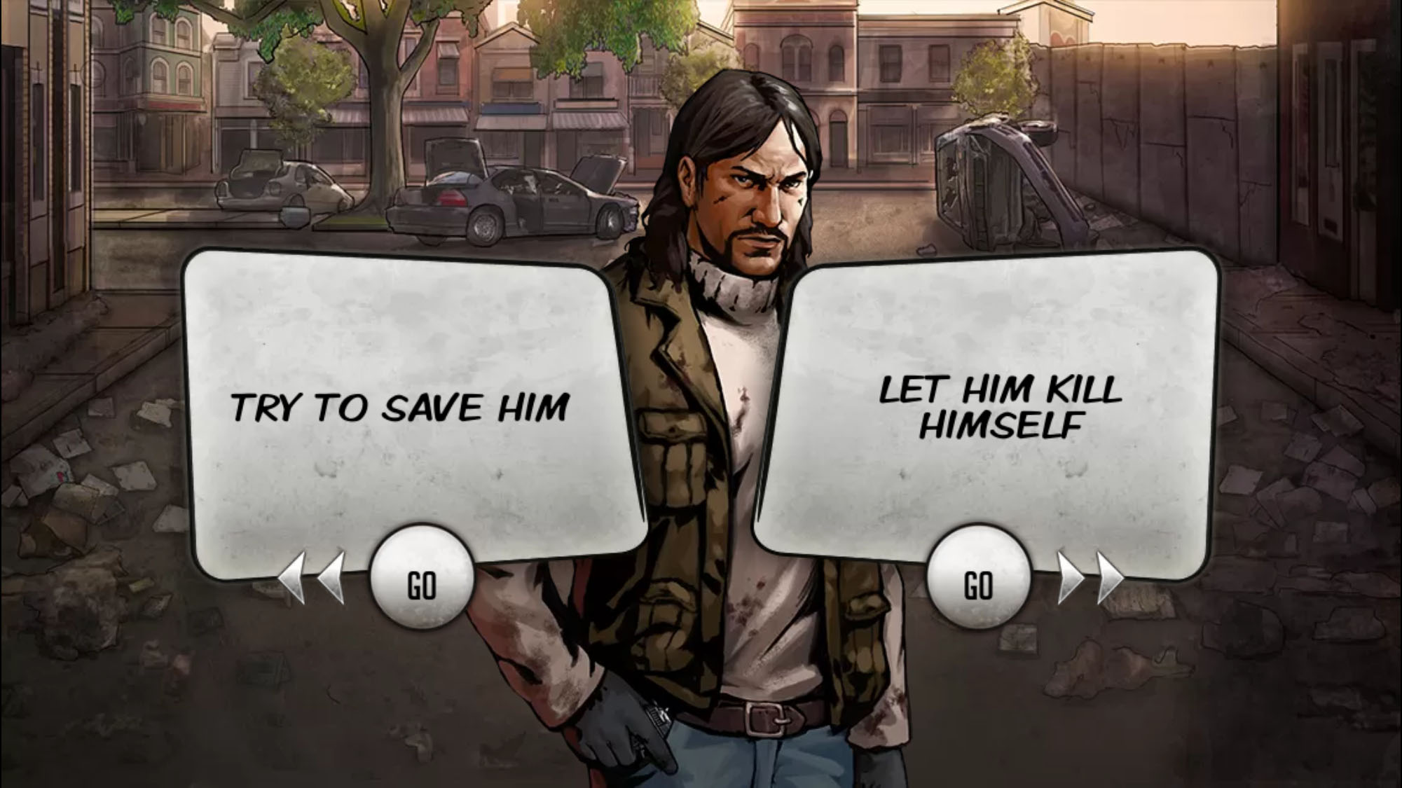The Walking Dead Game ::By Scopely - Switch Color - 4 Pics 1 Word