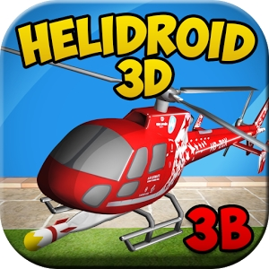 Helidroid 3B : 3D RC Copter